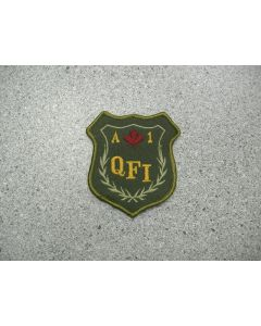 1948 274B - A1 QFI Patch LVG with copper and maroon