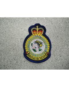 1949 - 14 AMS Heraldic Crest