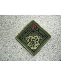 1981 - Demon Dawgs 3 Patch LVG