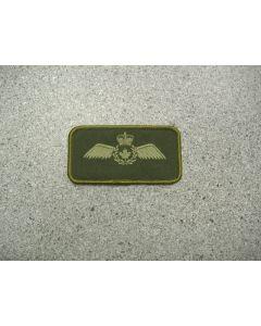 1999 213B - Pilot's Wings Nametag LVG