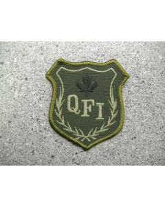 2001 99A - QFI Patch LVG Small