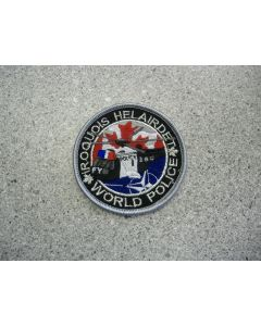2004 - Iroquois Helairdet Patch