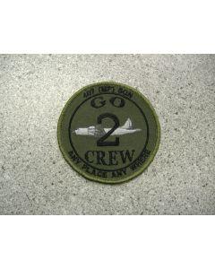 2029 - 407 Sqn Crew #2 Patch LVG