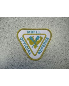 2052 - MUFLL Official Referee Patch