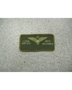 2097 - JRCC Nametag LVG Victoria- 1 Cdn Air Div