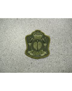 2123 190A - CFANS Heraldic Crest LVG