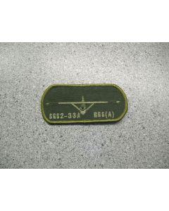 2127 - SGS2-33A RGS(A) Nametag LVG