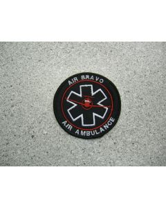 2156 394 A - Air Bravo - Air Ambulance Patch
