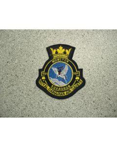 2157 - 101 Moncton RCACS Heraldic Crest