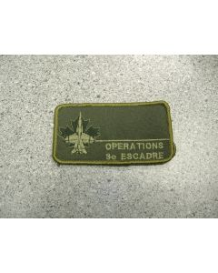 2164 132 F - 3 Wing Ops Nametag LVG