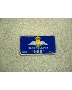 2198 - Air Combat Zone Nametag