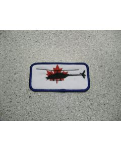 2307 - Canadian Helicopter nametag