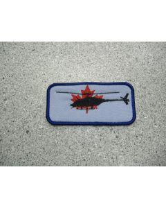 2307 2 - Canadian Helicopter nametag