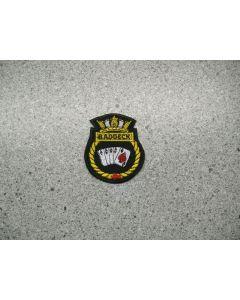 2355 170 C - Baddeck Sea Cadet Corps Patch