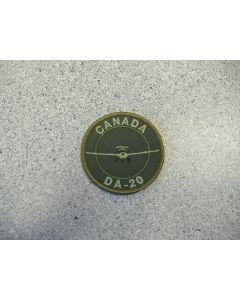 2393 250C - Canada DA-20 Patch LVG
