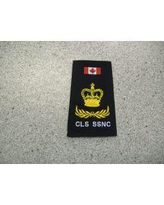 2452 - CLS SSNC Rank slip-on - Senior Inspector