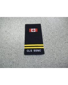 2455 - CLS SSNC Rank slip-on - Captain