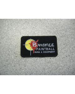 2472 209B - Banshee Paintball Guns & Equipment Patch