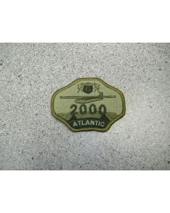 2497 - Atlantic Glider 2000 Patch LVG