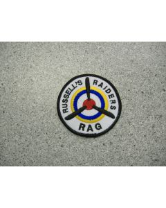 2498 - Russell Raiders (RAG) Patch