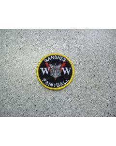 2539 - WWV Rhino patch small