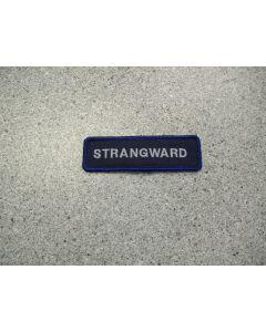 2550 186C - Name Tape Canadian Lifeguard Services
