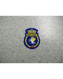 2591 151F - HMCS UNICORN Cadet Crest