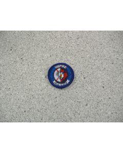 2594 81 B - Umpire Nova Scotia Patch Small