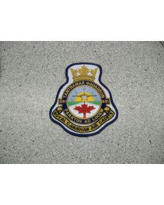 2623 196 B - 681 Tantramar Squadron Heraldic Crest