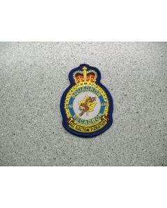 2633 426B - 416 Squadron Heraldic Crest