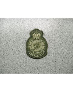 2655 108E - 416 Squadron Heraldic Crest LVG