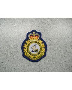 2679 297 A - CFAD Heraldic Crest
