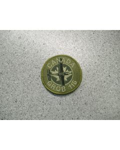 2776 110B - Grob 115 Patch LVG