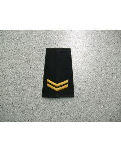 2793 SO4 - Corporal's Rank Epaulettes
