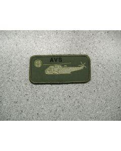 2812 - AVS Nametag LVG