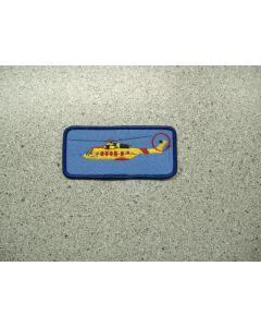 2821 194 C - 442 Squadron Nametag Cormorant