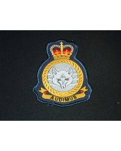 285 - ADAC Heraldic Crest