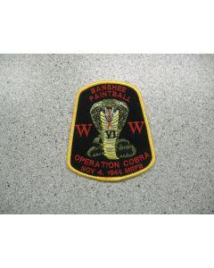 2861 - Operation Cobra Nov 4, 1994 Patch