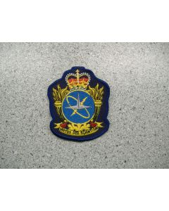 2866 247A - Canadian Forces School of Aerospace Studies Patch