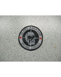 2900 - Silent Assassin - Special Forces Patch