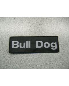 2902 - Bull Dog Namebar