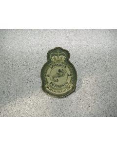 2962 198C - 442 Squadron Heraldic Crest LVG