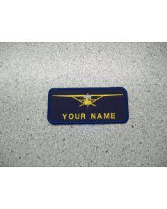 2966 - C-172 Nametag CASARA