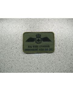 3006 - Bag Nametag LVG
