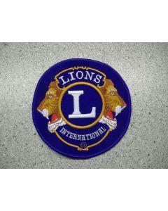 3094 - Lions International Club Patch
