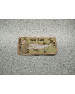 3188 167 B - 423 Squadron NameTag ARID