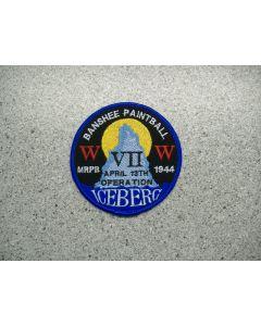 3213 54 - Operation Iceberg WWVII Patch