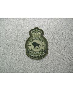 3241 126A - 429 Squadron Heraldic Crest LVG