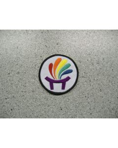 3245 172 C - Olympic Patch - Amherst