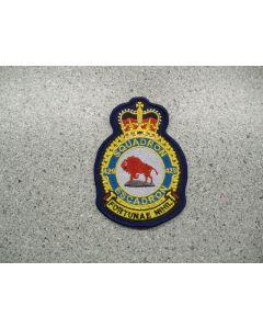 3278 172A - 429 Squadron Heraldic Crest